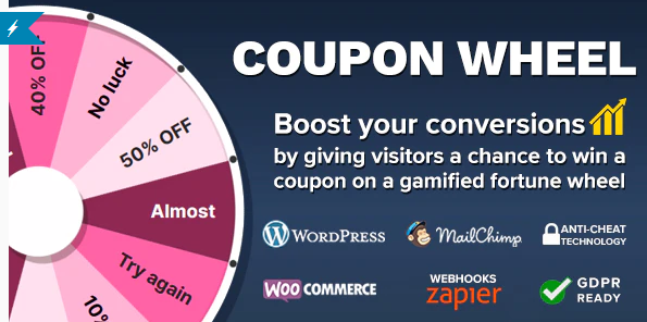coupon wheel