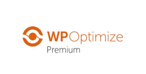 wp optimize premium