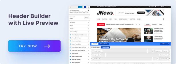 JNews Theme