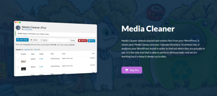 media cleaner pro